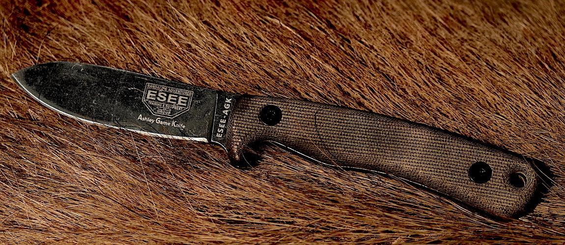 ESEE-AGK Goes Hog Hunting