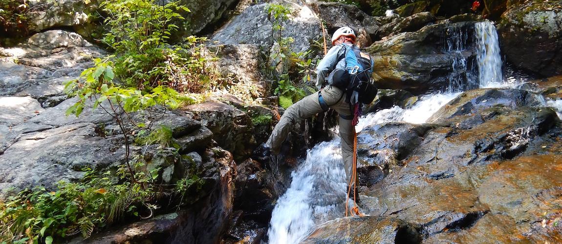 Southeastern Canyoneering